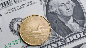 USD CAD Forecast Canadian Dollar on November 18, 2016