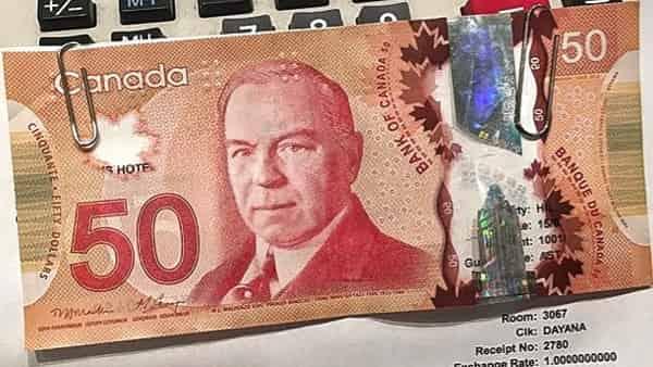 USD/CAD Forecast Canadian Dollar February 25, 2021
