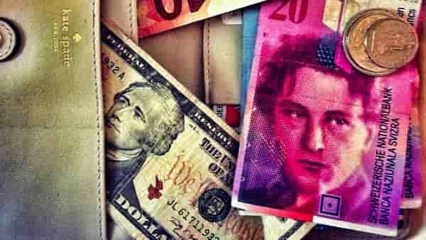 USD/CHF Forecast Dollar Franc November 29, 2019