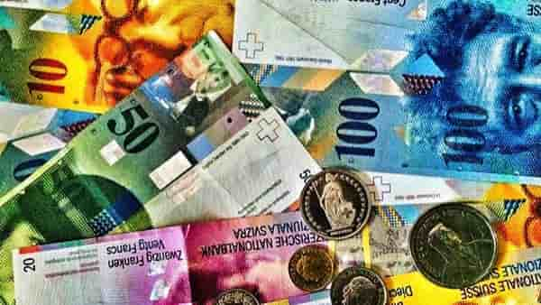USD/CHF Forecast Dollar Franc September 25, 2020