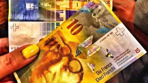 USD/CHF Forecast Dollar Franc April 29, 2021