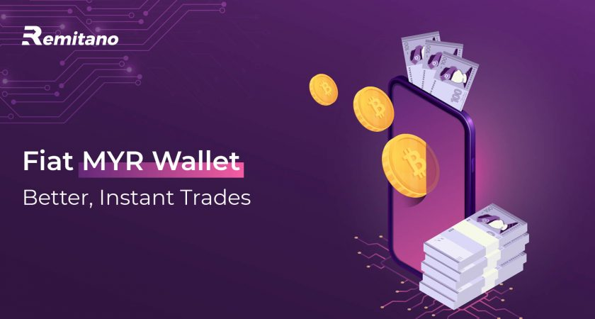Remitano Announces Fiat (MYR) Wallet and Instant Trading Support for Ringgit