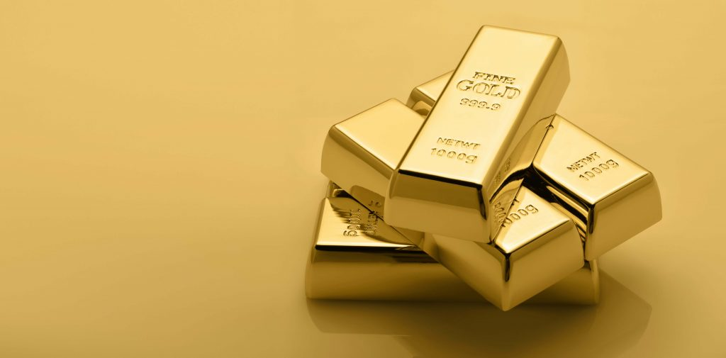 Gold Prices Are Negatively Correlated With Equity Markets